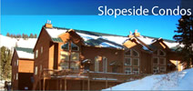 slopeside condos